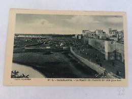 CPA MAROC - CASABLANCA - 67 D - La Place De France En 1905 (coté Sud) - Casablanca
