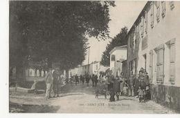 SAINT JUST  -  Entrée Du Bourg - Autres Communes