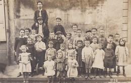 Groupe D'enfants, Au Dos Indiqué TOURS - Photographs