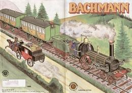Catalogue BACHMANN 1985 European Edition - Anglais
