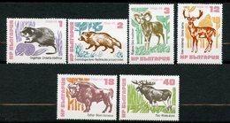 Bulgarie, Yvert 2008/2013**, Scott 2098/2103**, MNH - Ungebraucht