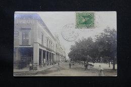 MEXIQUE - Carte Postale Photo De León, Voyagé En 1912 Pour La France - L 57392 - Mexiko