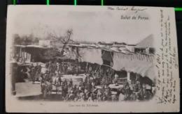 Salut De Perse Une Rue De Téhéran ( IRAN ) - Iran