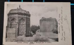 Anciens Bourgs à Maragha Par Les Arabes - Iran