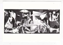 "Pablo Picasso ""Guernica 1937"" Madris Musée Du Prado N°1421 BE - Paintings"