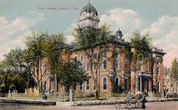 Court House, Brenham, Texas. - Vereinigte Staaten