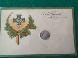 AUSTRIA Prima Guerra  Pubblicità Militare 1915/18 Offizielle Karte Fur Rotes Kreuz Nr. 320 - War 1914-18