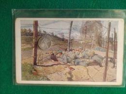 AUSTRIA Prima Guerra  Pubblicità Militare 1915/18 Offizielle Karte Fur Rotes Kreuz Nr. 514 - War 1914-18