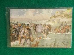 AUSTRIA Prima Guerra  Pubblicità Militare 1915/18 Offizielle Karte Fur Rotes Kreuz Nr. 524 - War 1914-18