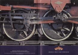 Catalogue BACHMANN Branch Line 1999 OO Gauge - Models That Take You Back - Anglais