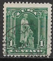 Cuba 1905. Scott #233 (U) Statue Of Columbus - Cuba