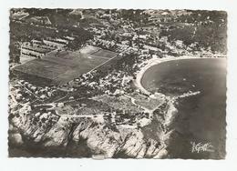 83 Var Cavalaire Vue Aérienne La Ville Et Plage 1953 Ed Seva - Cavalaire-sur-Mer