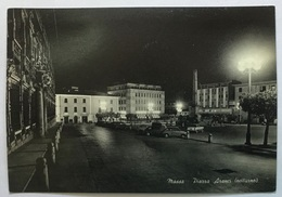 MASSA -PIAZZA ARANCI - NOTTURNO  -NV FG - Massa