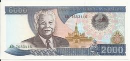 LAOS 2000 KIP 1997 UNC P 33 A - Laos