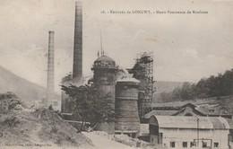 Environs De Longwy - Hauts Fourneaux De Moulaine - Longwy