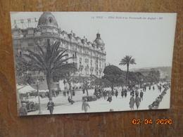 Nice. Hotel Ruhl Et La Promenade Des Anglais BR15 - Szenen (Vieux-Nice)