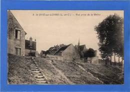 41LOIR ET CHER - SAINT DYE SUR LOIRE Vue Prise De La Grève (voir Descriptif) - France