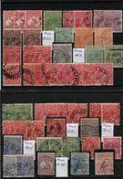 Australia - Small Lot Of Old Used Stamps (George V )--CV 50 € - Australia