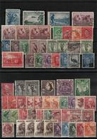 Australia - Small Lot Of Old Used Stamps --CV 40 € - Australia