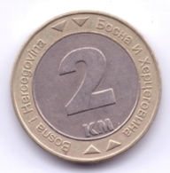 BOSNIA AND HERZEGOVINA 2000: 2 Marka, KM 119 - Bosnia And Herzegovina