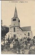 CPA OISE 60 GUISCARD L'Eglise   Edit PD N°7 - Guiscard