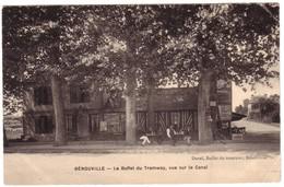 BENOUVILLE - Le Buffet Du Tramway - Autres Communes