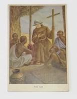 Cartolina Postale Missioni Francescane - Altri