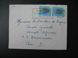 Lettre Thème  Armoiries  Sénégal  1970  Pour La Sté Générale En France Bd Haussmann Paris - Senegal (1960-...)