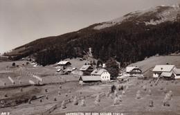 Lahnsattel * Teilansicht, Göller, Wiese * Österreich * AK2239 - Lilienfeld