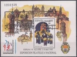 ESPAÑA 1993 Nº 3249 USADO 1º DIA - 1991-00 Usati