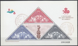 ESPAÑA 1992 Nº HB-3163 USADO 1º DIA - 1991-00 Usati