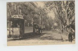 TOULON - Boulevard De Strasbourg (tramway ) - Toulon