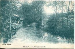 N°6775 T -cpa Le Sap -la Touque à Orville- - Otros Municipios