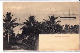 Cpa Old Pc Tahiti Raiatea Baie Uturoa - Tahiti