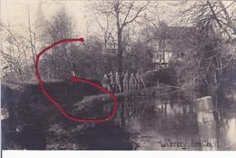 (08) - Librecy 1917 Carte Photo Allemande 1° Guerre - Autres Communes