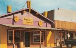 Scottsdale Arizona, Basket House Gift Shop, C1960s Vintage Postcard - Scottsdale