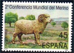 326 Espagne Mouton Sheep Merino MNH ** Neuf SC (ESP-218) - Ferme