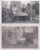 ¤¤  -  Lot De 2 Cartes-Photos   -  Après-Midi Musical  -  Opéra  -  MEPHISTO  -   Spectacle    -  ¤¤ - Entertainers