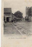 Bissey La Pierre (côte D'or) Le Village - Altri Comuni