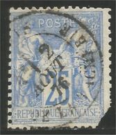 329 France Yv 68 Cote 60€ (f3-29-342) - 1876-1878 Sage (Type I)