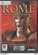 Jeux Pour PC Rome Total War - PC-Games
