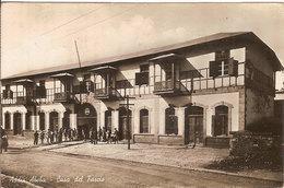 (C).Addis Abeba.Casa Del Fascio.F.to Piccolo.Viaggiata.ottimo Stato (c17) - Ethiopie
