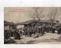 CADOURS LE MARCHE AUX COCHONS - France