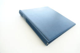 Israel Album - Lindner Album, Blue, 18 Rings, Format 5x30x32cm - Classificatori