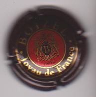 Capsule Champagne BOIZEL ( 11a ; JOYAU DE FRANCE Contour Marron Foncé ) 4€ {S15-20} - Champagne