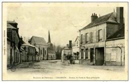 45 - Environs De Pithiviers - CHAMBON - Bureau De Poste Et Rue Principale - Andere Gemeenten
