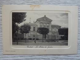 CP-Corbeil (91) Le Palais De Justice, Divisé, Neuve - Autres Communes