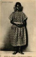 CPA AK Jeune Negresse De Touggourt ALGERIE (831519) - Mujeres