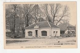 ANDELOT EN MONTAGNE - LAVOIR ET PROMENADE - 39 - Frankrijk