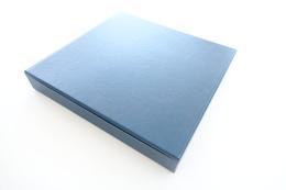 Israel Album - Lindner Album Case, Blue, Format 5x30x32cm - Albums à Bandes